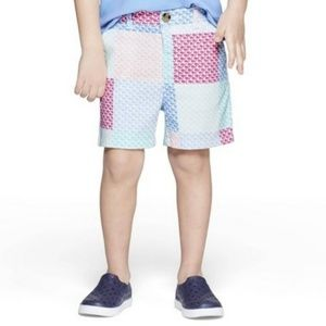Vineyard Vines Target Patchwork Shorts